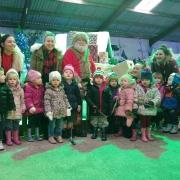 Christmas Group Visit